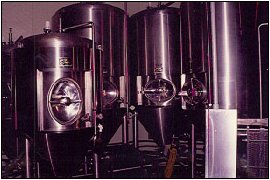 Used Specific Brewing System